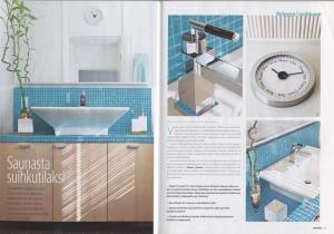 Interiors editorial Avotakka magazine