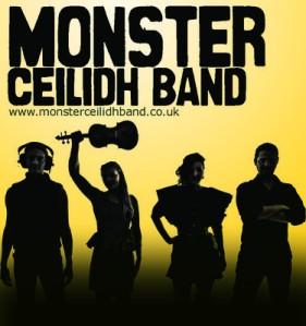 Monster Ceilidh Band album