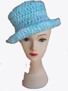 Turquise trilby