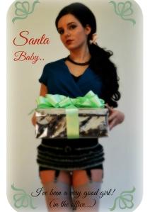 Santa Baby 1st Page