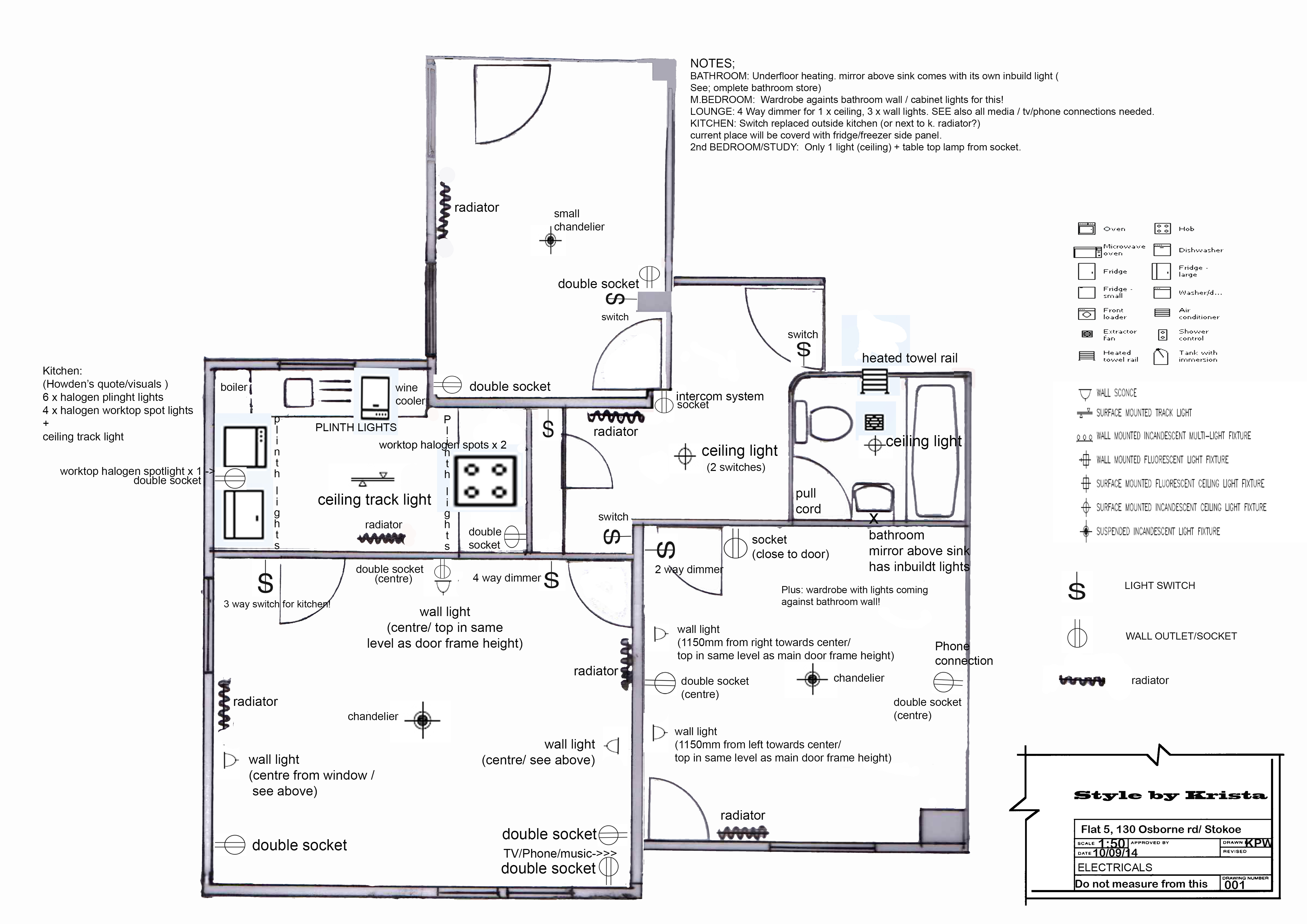 Electrical Plan Residential - Merzie.net